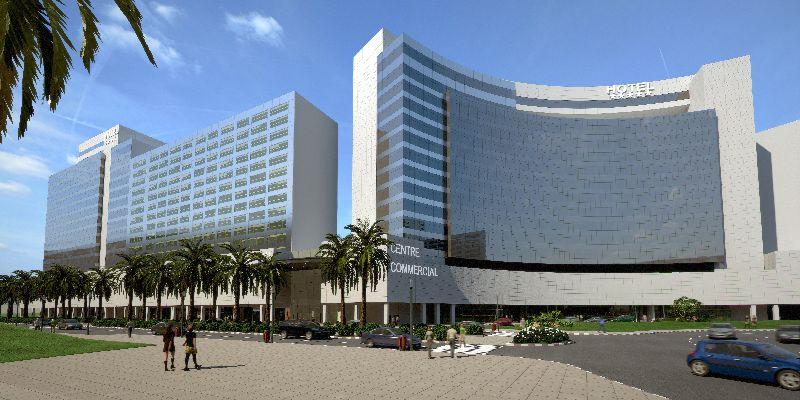 Hilton - Tanger - #ilovemarokko